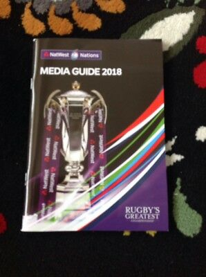 Rugby's Greatest Championship Media Guide 2018