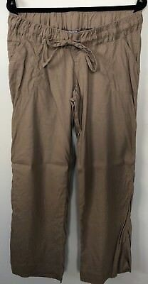 A Pea In The Pod Linen Maternity Pants - Large - Excellent Condition. Worn 3x