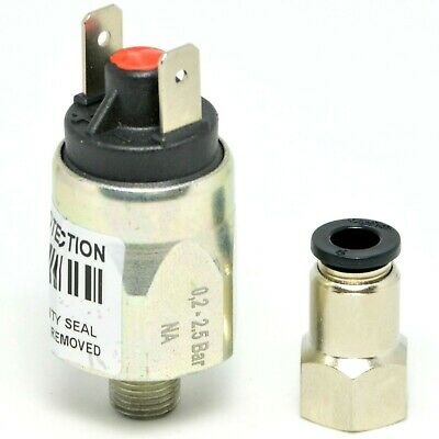 Boost Pressure Switch 3-36 PSI Turbo Water Meth Methanol Alcohol Injection Inj