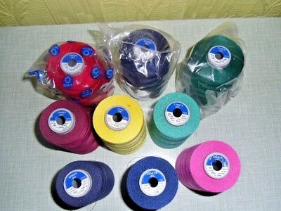 Job Lot Of strong Thread Polyester coats epic 80 3 new 5000M 6 part used cones