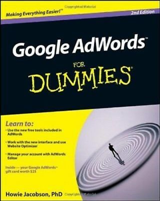 Google AdWords For Dummies, 2nd Edition  PDF Read on PC/SmartPhone/Tablet