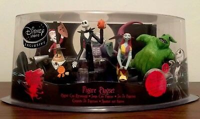 Disney Exclusive Nightmare Before Christmas Figure Playset