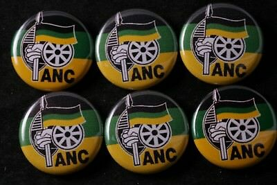Lot Anc South African National Congress Nelson Mandela Spear