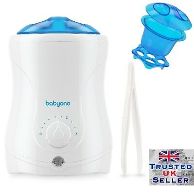 Electric baby bottle warmer and steriliser Natural Nursing Babyono