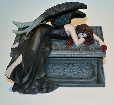 Anne Stokes Weeping Angel