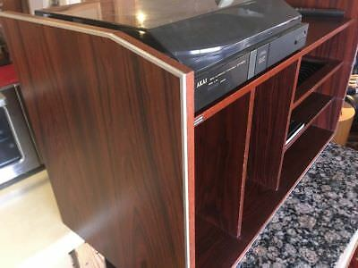 Bang Olufsen SC-70 Stereo Cabinet Rare in ROSEWOOD, Cassette / Record Storage