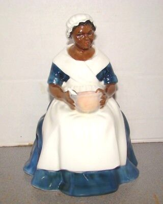 Royal Doulton HN 2233 Figures From Williamsburg Royal Governor's Cook Figurine