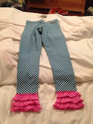 Matilda Jane strike a pose leggings size 10 new with tags