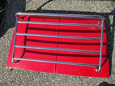 1969 Datsun 2000 Roadster Trunk Lid with Luggage Rack