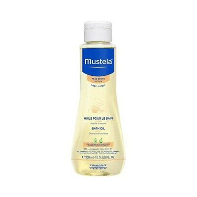 MUSTELA Gentle cleansing baby bath oil 300 ml