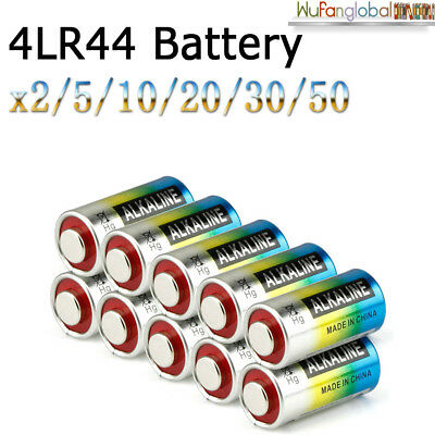 4LR44 Alkaline Battery 6V For Barkguard Citronella Spray Stop Barking Dog Collar