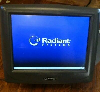 Tested working order Radiant Systems POS System P1515
