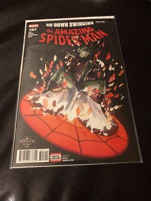 Amazing Spider-Man # 797 ! Red Goblin !! New and Unread ! Sold Out ! NM+/M !