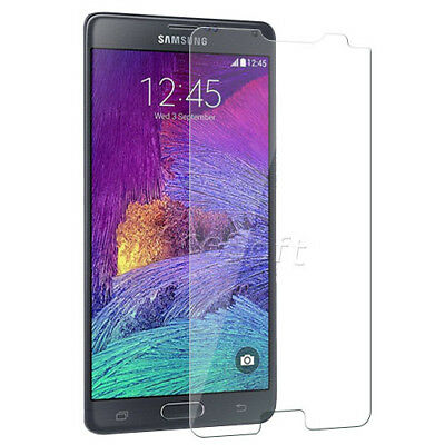 2.5D Rounded Edges Tempered Glass Screen Protector f Samsung Galaxy Note 4 N910A