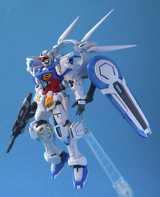 Painted Built Gundam HG G Self Perfect pack + atmosphere pack Bandai