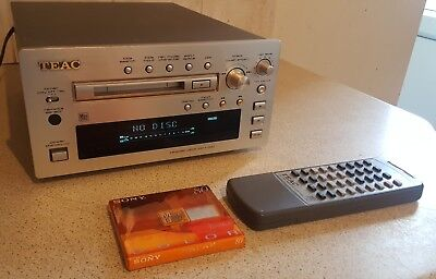 Teac MD-H300 Reference Mini Disc Player Recorder Hi Fi Stereo with Remote