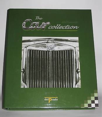 Del Prado Car Collection - Ringbuch mit 69 Datenblätter