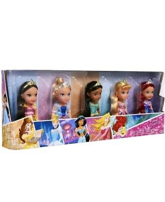 Disney Princess Petite Princess 5 Pack * New *