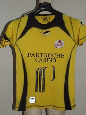 SOCCER JERSEY TRIKOT MAILLOT CAMISETA SPORT LILLE size S