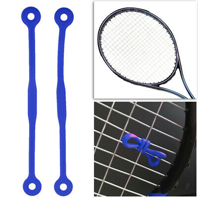 2 Pieces Shock Absorber Vibration Dampener For Sports Tennis Racquet