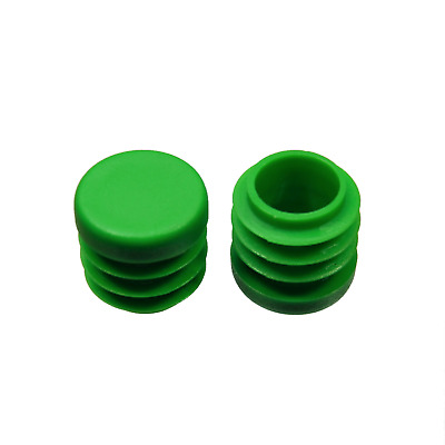 Cover Caps for round Pipes Green Ral 6018 Absolutely Description See