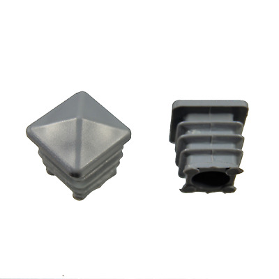 Cover Caps for Square Tubes Pyramids Form Grey Absolutely Description See