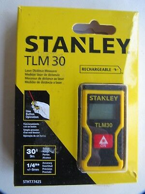 Stanley TLM30 Laser Distance Measurer