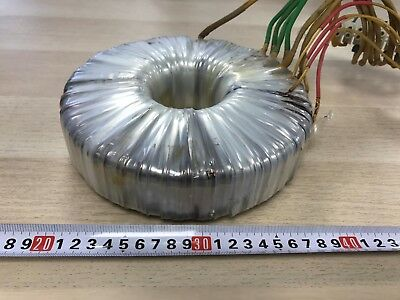 Toroidal Transformers Dual Primary Secondary 1400VA 41/24/19V