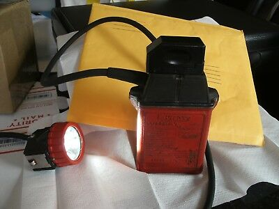 Koehler Wheat Li LED Mining Cap Lamp, Fishing, Hunting, Caving, Cycling, Etc.