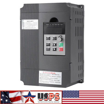 2.2KW 3PH Single Phase Motor Speed Control Variable Frequency Drive Inverter Hot