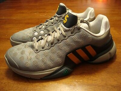low priced bddff f5d0d Adidas Barricade Wall Street Limited Edition Tennis Shoes Men S