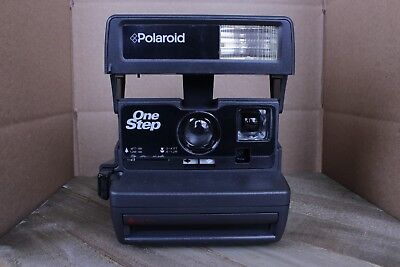 Polaroid One Step Close Up Instant Camera uses 600 Film (TESTED)