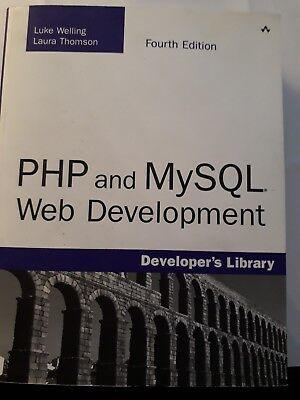 PHP and MySQL Web Development Developers Library | Book | Perfect Quality