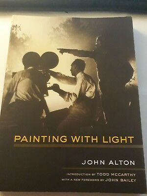 Painting with light by John Alton, Paperback book in Great Quality
