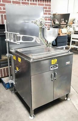 "Belshaw 724Cg Bakery Restaurant Equipment 24"" X 24"" Open Kettle Gas Donut Fryer"