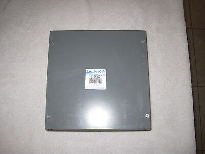 UMI 10104 10X10X4 TYPE 1 ENCLOSURE FREE US SHIPPING!!