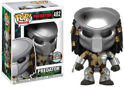 "Funko Pop! Movies Masked Predator 3.75"" Vinyl Figure Specialty Series Limited"