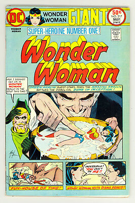 Wonder Woman     # 217       1973         VF/NM