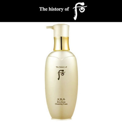 The History Of Whoo Cheongidan Hwahyun Cleansing Foam 200Ml