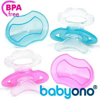 Soft silicone baby infant teether icy teething toy Babyono Bpa free
