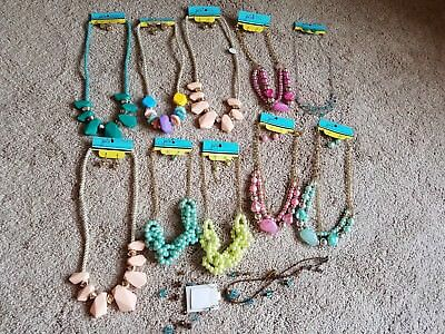 Wholesale Lot of Vintage Costume Jewelry, Matching Jewelry Sets, Estate Jewelry