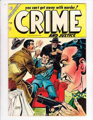 Crime and Justice #20 - September 1954