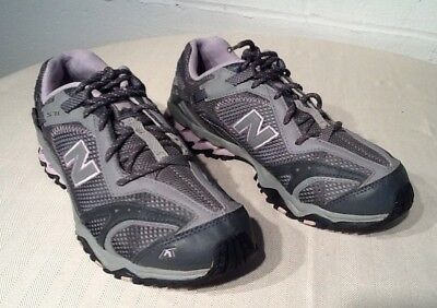 énorme réduction daa30 da870 NEW BALANCE WOMENS Size 8M 571 All Terrain Trail Running Shoes Gray And  Lilac