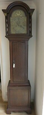 Grandfather Longcase clock 8 day about 1780