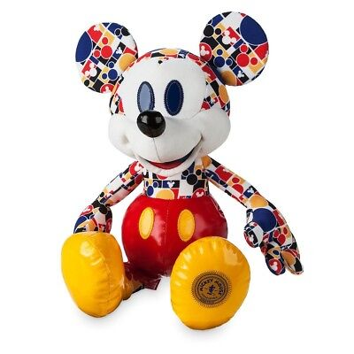 **disney Store Mickey Memories Plush Limited Edition March 2018 Sold Out Bnwt**