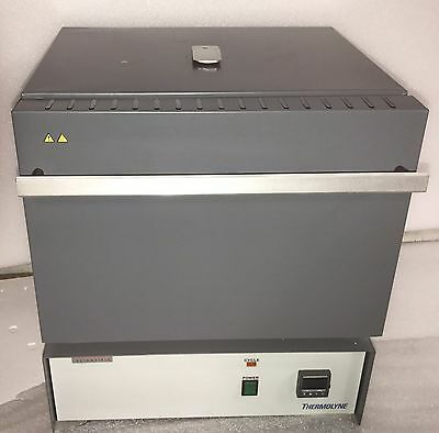 New! Thermolyne Fisher Scientific Premium Muffle Furnace F6020C-1200 C w/ Wrty
