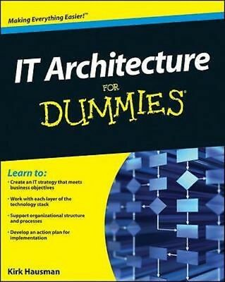 IT Architecture For Dummies   Read on PC/Phone/Tablet