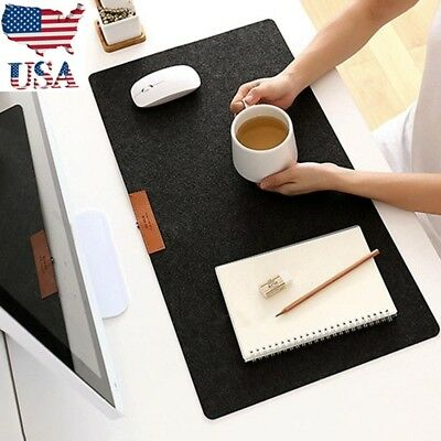 Large 630*330mm XL Anti-Slip Table Computer Desk Keyboard Game Mouse Pad Mat RE