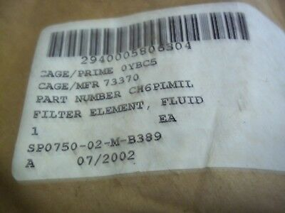 Millitary Filter  Part Number  2940005806304  73370   Ch6Pl