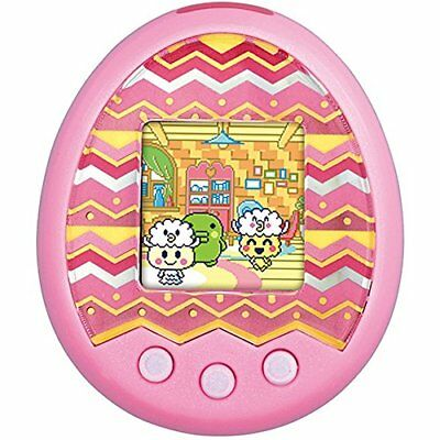 BANDAI Tamagotchi m! X (Tamagotchi mix) Spacy m! X ver. Pink New from Japan F/S